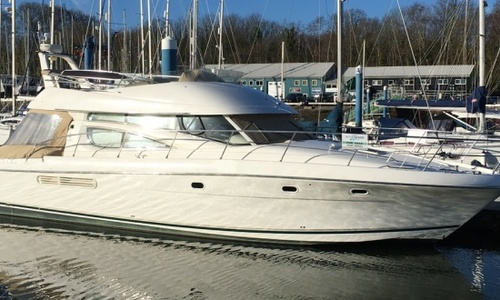 Image of Jeanneau Prestige 46 for sale in United Kingdom for £189,950 Hamble River Boat Yard, United Kingdom