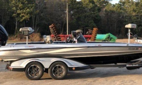 Image of Triton 21 TRX Elite for sale in United States of America for $51,500 (£36,720) Wallace, North Carolina, United States of America