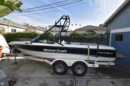 Mastercraft ProStar 205 for sale in United States of America for $12,000 (£9,344)