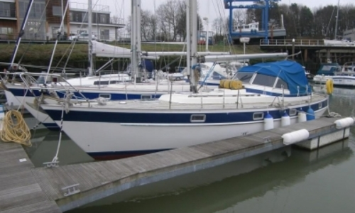 Image of Hallberg-Rassy 352 for sale in United Kingdom for £42,000 IPSWICH, United Kingdom