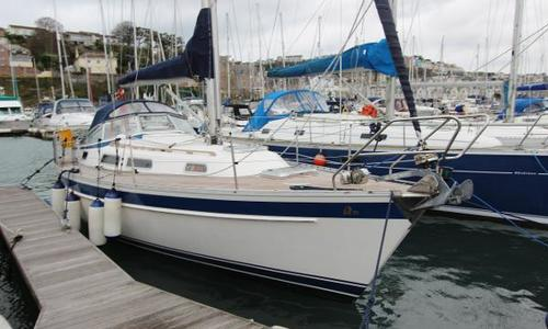 Image of Hallberg-Rassy 31 for sale in United Kingdom for £69,000 Brixham, United Kingdom
