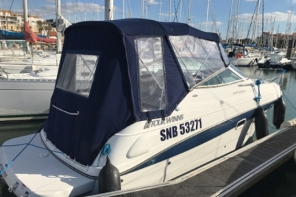 Four Winns Vista 248 for sale in France for €24,800 (£22,107)