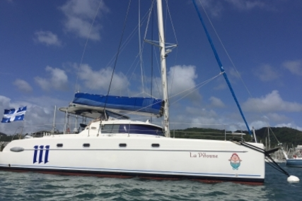 Fountaine Pajot Belize 43 for sale in France for €189,000 (£165,422)