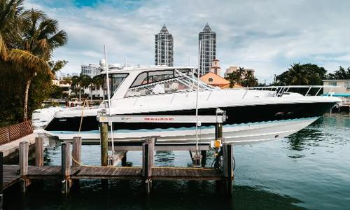 Image of Intrepid 475 Sport Yacht for sale in United States of America for $629,000 (£483,025) Miami Beach, FL, United States of America