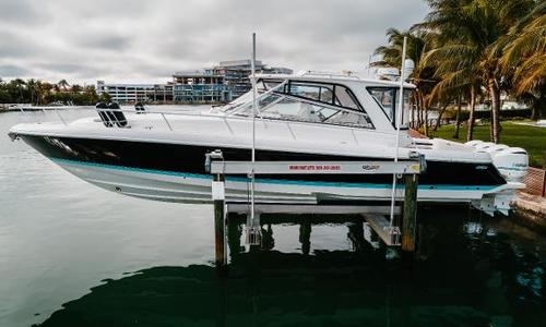 Image of Intrepid 475 Sport Yacht for sale in United States of America for $699,000 (£503,464) Miami Beach, FL, United States of America