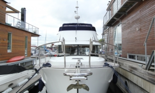 Image of Beneteau Swift Trawler 44 for sale in Sweden for kr3,459,000 (£290,077) STOCKHOLM, Sweden
