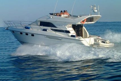 Princess 440 for sale in France for €115,000 (£100,867)