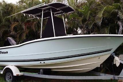 Triton 195 CC for sale in United States of America for $29,000 (£20,702)