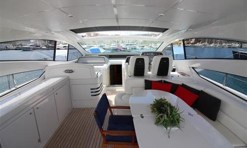 Image of Pershing 56' for sale in Spain for €515,000 (£453,337) Barcelona, , Spain