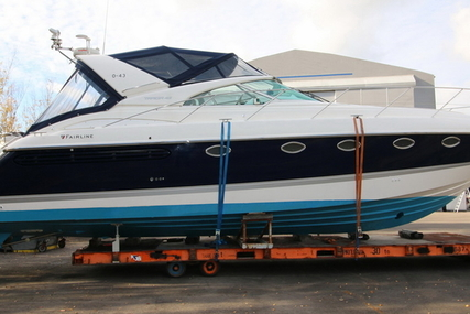 Fairline Targa 43 for sale in Finland for €185,000 (£163,811)