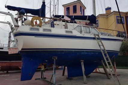 Nauticat 40 for sale in Spain for €120,000 (£106,136)