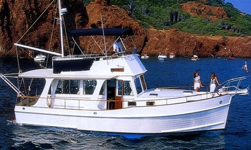 Image of Grand Banks 42 Europa for sale in France for €365,000 (£315,487) France