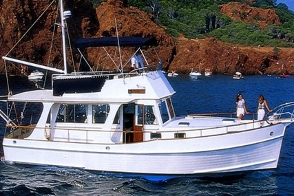Grand Banks 42 Europa for sale in France for €365,000 (£319,727)