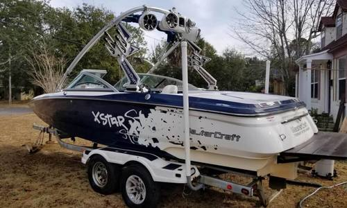 Image of Mastercraft 22 X Star SS for sale in United States of America for $36,990 (£30,250) Pensacola, Florida, United States of America