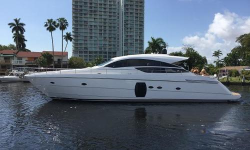 Image of Pershing 64 for sale in United States of America for $1,495,000 (£1,164,729) Miami, FL, United States of America