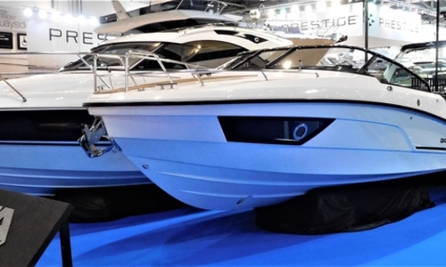Image of Grandezza 25 S for sale in United Kingdom for £104,486 Poole, United Kingdom