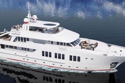 JFA Yachts Global Explorer 135 for sale in France for €7,995,000 (£7,048,400)