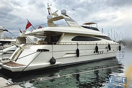 Canados 86 for sale in Turkey for €1,250,000 (£1,092,400)