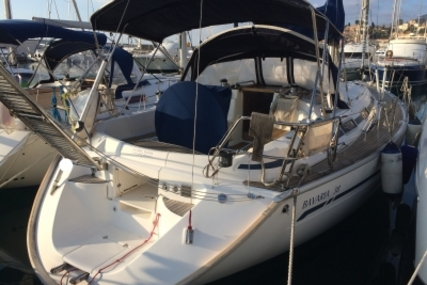 Bavaria 38 for sale in France for €67,000 (£58,602)