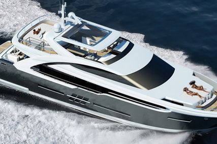 Elegance Yachts 90 for sale in Germany for €5,995,000 (£5,297,715)