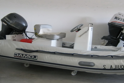 Lomac 400 Open for sale in Germany for €12,900 (£11,400)
