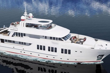 JFA Yachts Global Explorer 135 for sale in France for €7,995,000 (£7,065,093)