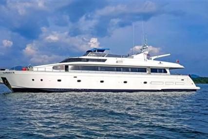 Versilcraft 108 for sale in Thailand for $749,000 (£537,600)