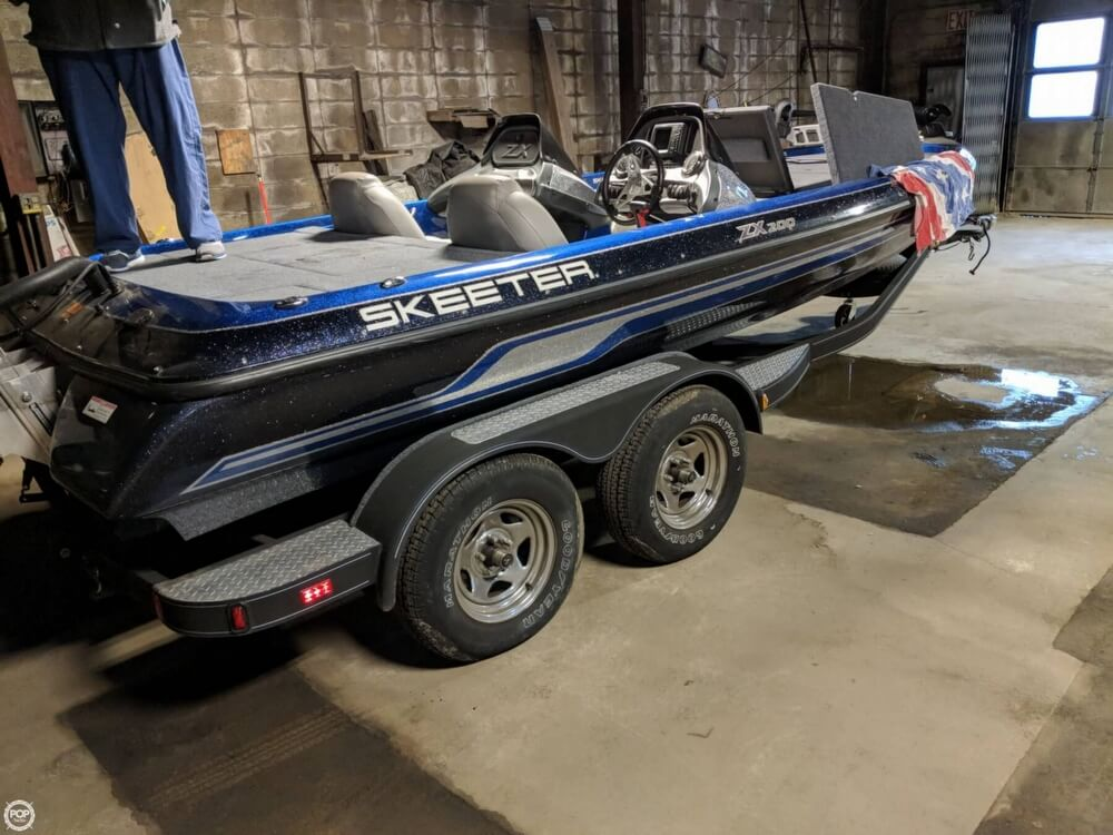 Skeeter Bass Boats For Sale >> Skeeter Zx 200 For Sale In United States Of America For 24 500