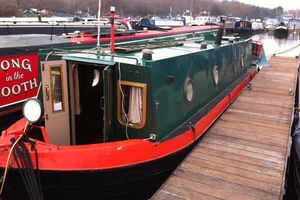 springer Cruiser Stern Narrowboat for sale in United Kingdom for £15,995