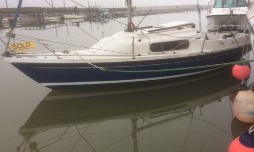 Image of PANDORA Mk2 for sale in United Kingdom for £2,800 Southwold, Suffolk, United Kingdom