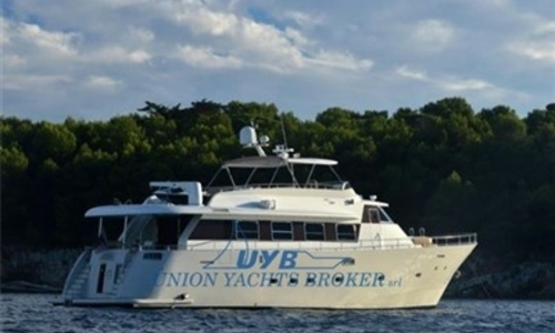Image of Mondo Marine 24 NAVETTA for sale in Italy for €1,150,000 (£1,007,596) Italy