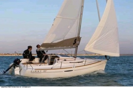 Beneteau First 20 for sale in France for €26,000 (£22,995)