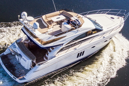 Princess 54 for sale in Finland for €660,000 (£582,124)