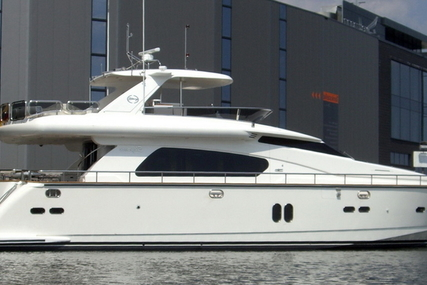 Elegance Yachts 68 for sale in Germany for €1,299,000 (£1,145,190)