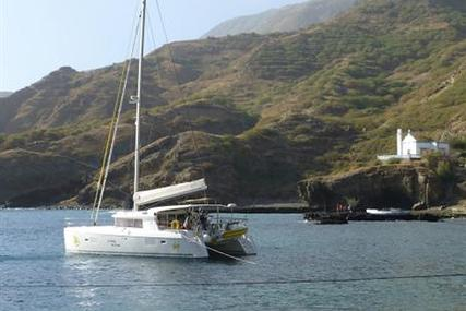 Lagoon 421 for sale in New Caledonia for €385,000 (£339,599)