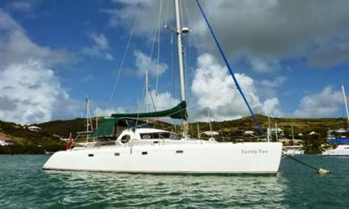 Image of Fountaine Pajot Casamance 46 for sale in United Kingdom for £118,000 United Kingdom