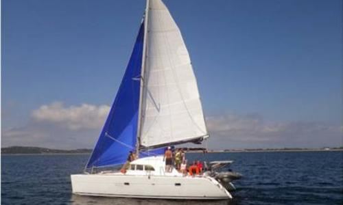 Image of Lagoon 380 for sale in France for €164,500 (£144,824) France