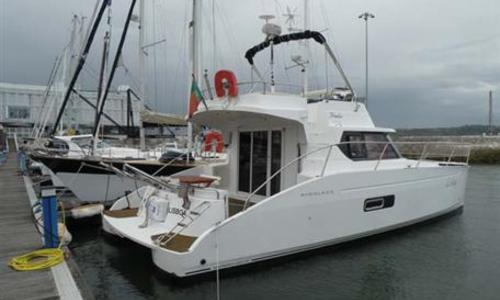 Image of Fountaine Pajot Highland 35 for sale in United Kingdom for €220,000 (£193,086) West Country, United Kingdom
