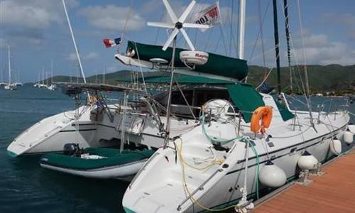 Image of PRIVILEGE/ JEANTOT MARINE PRIVILEGE 45 for sale in Sint Maarten for €250,000 (£221,331) Sint Maarten