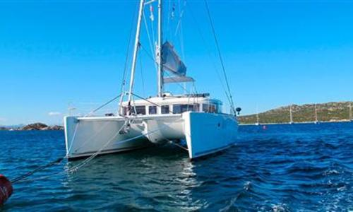 Image of Lagoon 450 for sale in Saint Martin for €425,000 (£372,294) Saint Martin