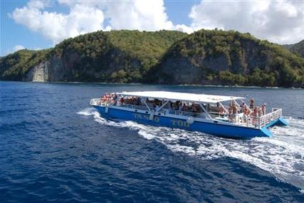 Custom built Day Charter POWER CATAMARAN 85' for sale in Saint Lucia for $480,000 (£342,244)