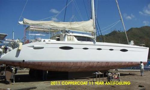 Image of Fountaine Pajot Eleuthera 60 for sale in Greece for €545,000 (£476,482) Greece