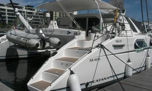 Image of Catana 582 Caligo Model for sale in South Africa for €715,000 (£631,319) South Africa