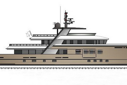 Bandido Yachts Bandido 132 for sale in Germany for €18,984,000 (£16,673,400)