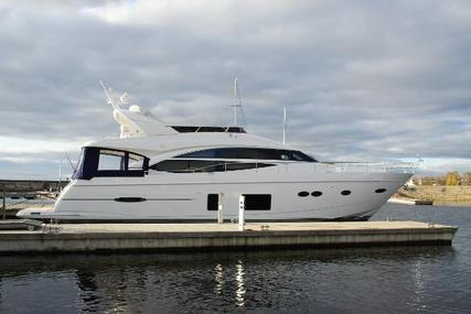 Princess 72 for sale in Finland for €1,450,000 (£1,273,516)