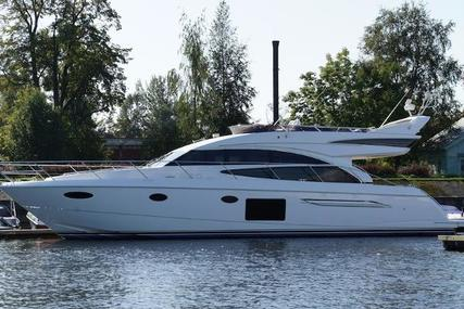Princess 60 for sale in Estonia for €755,000 (£662,635)