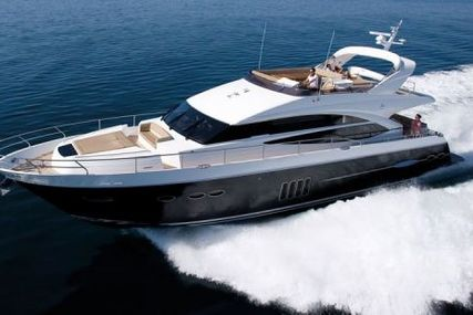 Princess 72 for sale in Russia for €2,080,000 (£1,841,474)