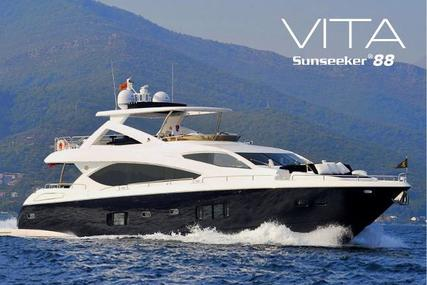Sunseeker 88 Yacht for sale in Italy for €2,650,000 (£2,343,826)
