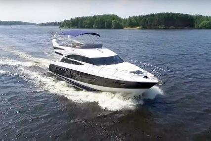 Princess 60 for sale in Finland for €950,000 (£841,550)