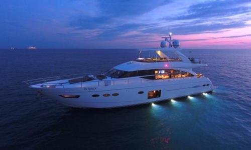 Image of Princess 82MY for sale in Italy for €3,100,000 (£2,733,927) Italy